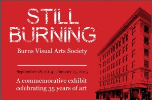 Still Burning 35th Anniversary Exhibition