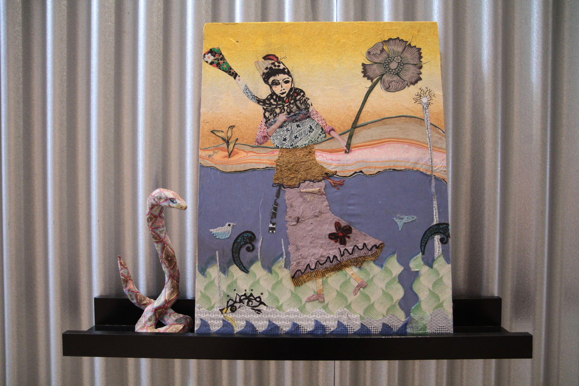 louise-williamson-sunshine-women-with-snake